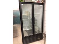 Commercial Fridge, True Brand, Very Good Condition, Double Door Fridge