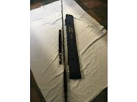 Shakespeare Ugly stick 50lb class 2.1m length - only used once
