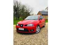 Seat Ibiza Cupra Tdi PD(160) 260bhp LOW MILLAGE