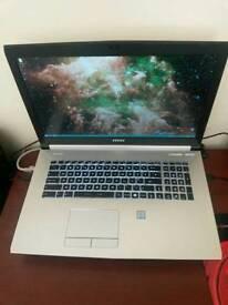 Msi gaming laptop P Series