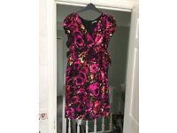 Ladies size 12 Stunning Mother of the Bride dress.