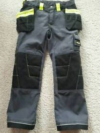 Snickers kids Trousers (age 6-7)