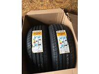 4 x tyres brand new 195/55 r 16 performance for corsa/clio/vw / ford Bargain