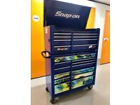 "Snap on 40"" tool box roll cab Subaru limited edition"