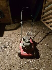 petrol tools 5 in 1 tool and mower £100