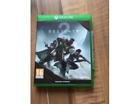 Destiny 2 & dlc , Xbox one , as new ! Price stands , no offers !
