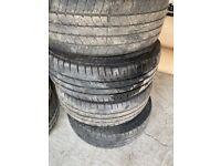 Merc sprinter wheel and tyres