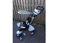 Zebra smart trike 3 in 1