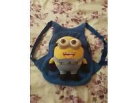 Minions backpack bag