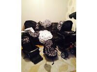 BabyStyle Travel System £150