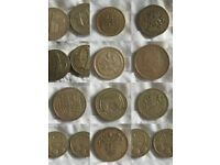 Rare £1 British coins (prices from £2.00)