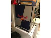 Free red bull fridge sold s.t.c