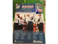 Double bass tutor book