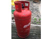 5 x 19kg full propane gas