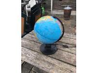 Light up children's globe