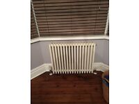 Gorgeous period style radiator