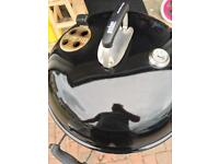 Weber Master-Touch gbs 57cm black charcoal bbq