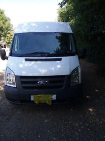 Diesel 1200 Transit Van