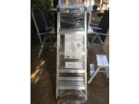 NEW Class 1 Industrial Swingback Stepladder