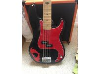 Fender Squire Pete Wentz Precision Bass