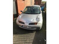 Nissan Micra great runner