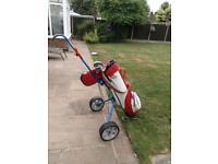 Golf clubs complete bundle
