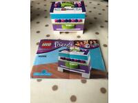 Lego friends mini keepsake box 40266