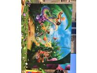 FRER - Gala Day Arch - TINKERBELL MURAL