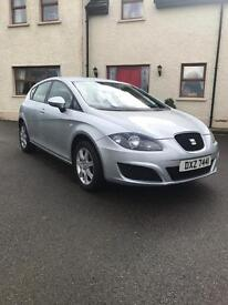 Seat leon **price drop** one owner from new. Not Toledo Astra Volkswagen seat