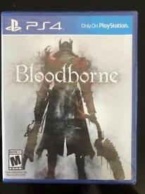 Bloodborne PS4 game - brand new