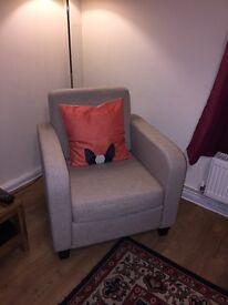 Foxhunter Linen Chair