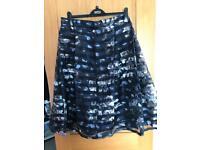 New look midi skirt size 16