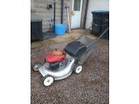 """Honda hrg536 21"""" self propelled mower"""