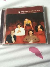 Boyzone a different beat cd album