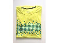 Nike DriFit Yellow Tee Size Small - Brand New -65% off