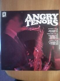 Angry Tenors . Ben Webster, Ike Quebec and Illinois Jacquet