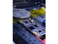 iPhone logic board repair - Microsoldering service