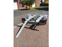 Lider Motorcycle Trailer. Twin OR Single. Excellent condition