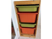 IKEA Trofast childrens storage