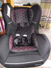 kiddicare baby car seat
