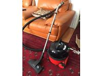 Henry Hoover works perfect very powerful with double speed