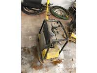 Wacker plate heavy weight diesel