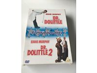 Dr Dolittle DVD twin set 1 and 2