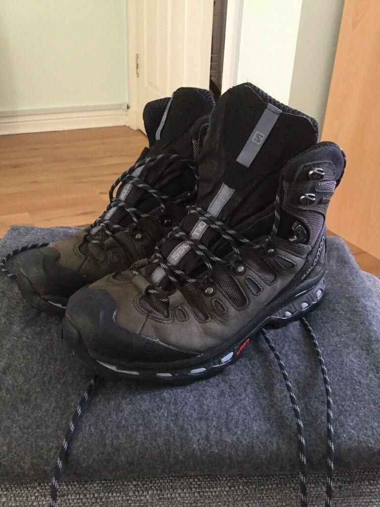 478f4b86 Salomon Womens Quest 4D 2 Gore Tex Walking Boots. Size 6 UK   in  Dunfermline, Fife   Gumtree