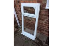UPVC Double Glazed Window - excellent condition - recently removed from property