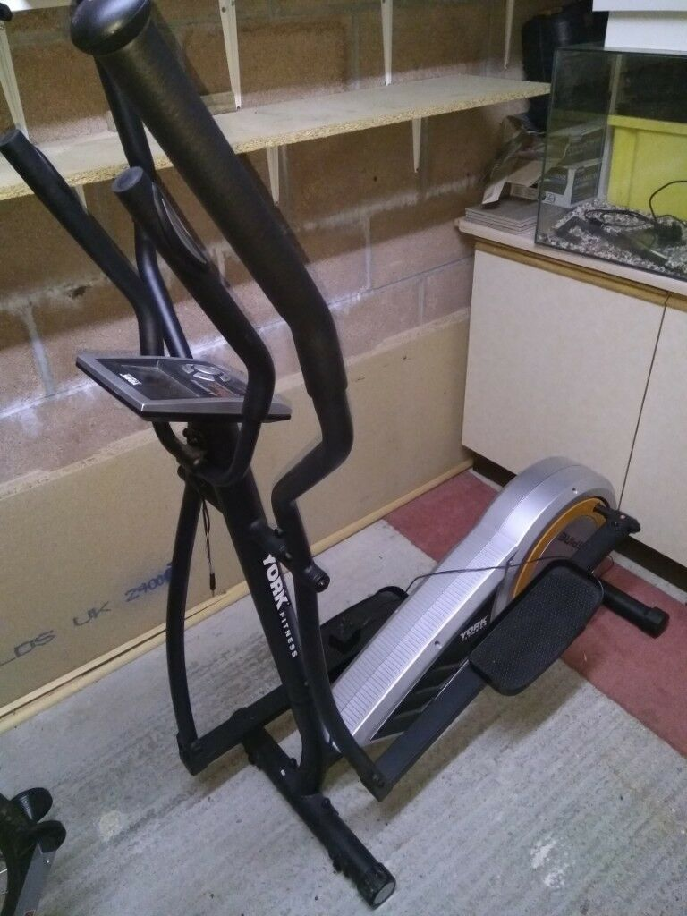York Aspire cross trainer for sale. Manual included. £25