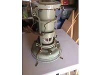 Vintage Aladdin Blue Flame paraffin heater