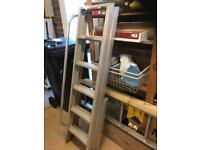 AlumInium loft ladder (money going to charity)