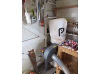 Pro dust extractor
