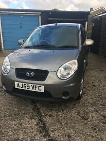 Kia picanto, £2,500 , looking for buyer asap,car well looked after by only 2 owners.